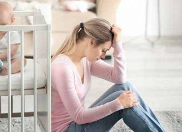 depressione post partum